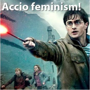 """""""Accio Feminism"""""""
