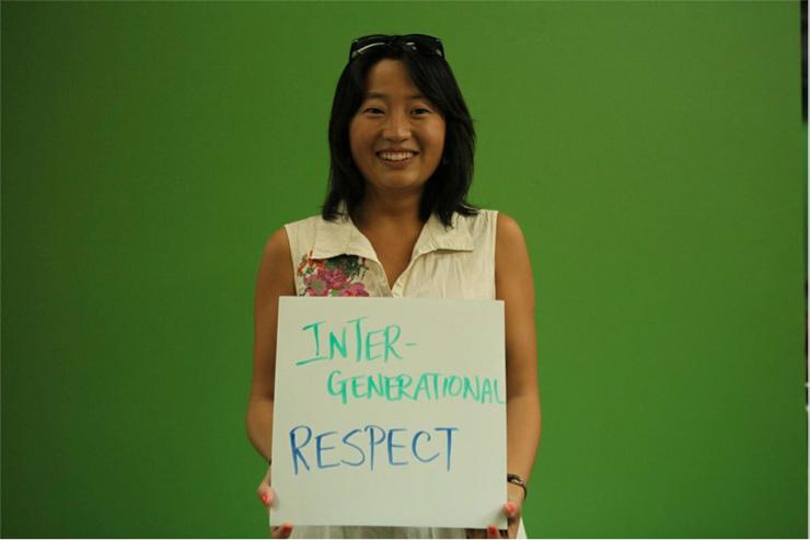 World Elder Abuse Awareness Day, 2013, Montreal, Photo: RECAA, Permission of RECAA.