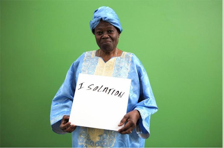 World Elder Abuse Awareness Day, 2013, Montreal. Photo: RECAA. Permission of RECAA.